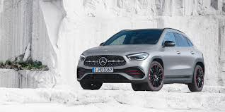 See design, performance and technology features, as well as my mercedes me id. 2021 Mercedes Benz Gla Class Review Pricing And Specs