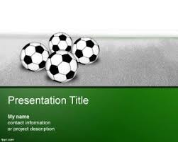 Soccer Championship Powerpoint Template