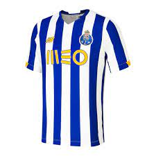 New Balance FC Porto Trikot Home 2020/2021 F01 blau