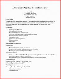 Lovely Resume Keywords List Administrative Assistant Gallery