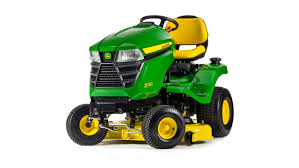 choose an x300 series lawn mower