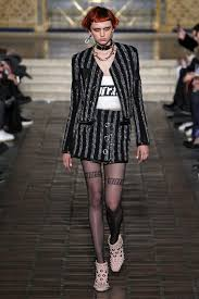 Miniskirts Short Hemlines Trend NYFW Fall 2016
