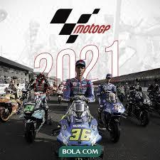 Berikut ini hasil lengkap kualifikasi motogp prancis 2020: Hasil Kualifikasi Motogp Qatar Rekor Lap Pecah Berulang Kali Pecco Bagnaia Pole Position Dan Valentino Rossi Posisi 4 Motogp Bola Com