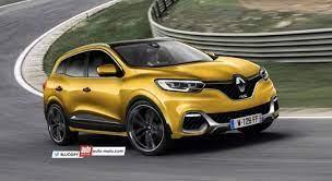 Renault Kadjar Renault Sport Utility Vehicle Concept Cars