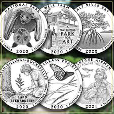 <b>2020</b>-21 America the <b>Beautiful</b> Quarters <b>Designs</b> | U.S. Mint