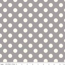 Best Polka Dot Quilting Fabric Products on Wanelo & Gray Polka Dot Quilting Cotton Fabric, Riley Blake Designs, 1 Yard, more  available Adamdwight.com