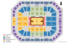 Alex Theatre Glendale Seating Chart Seating Chart Pauley Pavilion Los Angeles California