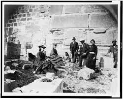 America And Palestines Jews Mark Twain In The Holy Land 1867 And