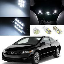 2005 Honda Civic Light Bulb Details About White Led Interior Light Bulbs Lamp For 2001 2005 Honda Civic Coupe Sedan Blue