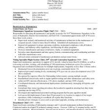 Facilities Maintenance Technician Resume Sample Refrence Building ...