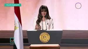 افتتاح المؤتمر الأول لمشروع حياة كريمة بوجود الرئيس عبد الفتاح السيسي -  YouTube