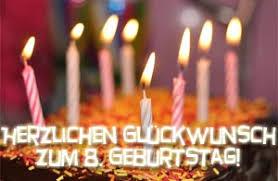 8 Geburtstag Glückwünsche Für Kinder