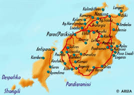 g n t o greek islands paros map Naoussa Greece Map map of paros naoussa greece map