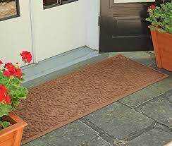 bungalow flooring waterhog indoor and outdoor runner rug boxwood collection sk