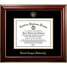 grand canyon university classic diploma frame grand canyon  grand canyon university classic diploma frame