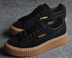 puma shoes fenty for men. shop men\u0027s puma black tan size 11 sneakers at a discounted price poshmark.very exclusive shoe! shoes fenty for men