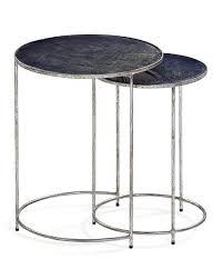 cyder round nesting tables