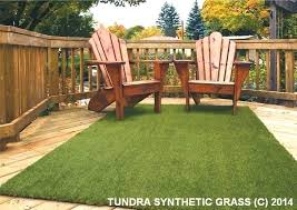 faux grass rug outdoor
