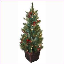 43 Best Home Depot Images On Pinterest  Artificial Christmas Holiday Home Accents Christmas Tree