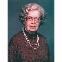 Annabelle (Sutton) Stinson Obituary - Visitation & Funeral Information