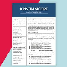 Marketing Resume Template Creative Resume Marketing Cover Letter Marketer Cv Template 1 2 3 Page Cv Word Professional Modern Sales