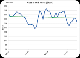 More Low Milk Prices When Will Prices Improve Dairy