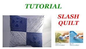 Slash Quilt - Quilt com cortador circular - YouTube &  Adamdwight.com