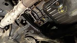 How to replace differential oil liquid automatic transmission ...