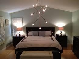 ideas for bedroom lighting fixtures with nice unique chandelier