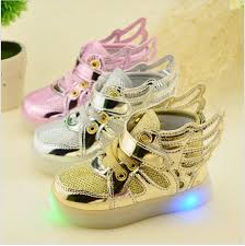 baby boy shoe size 3 2018 1 to 3 years old led kids light shoes baby boy and girl fashion