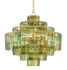 currey company sommelier recycled wine bottle chandelier