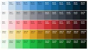 Proposal: a new color palette for WordPress – Make WordPress Design