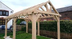 wooden gazebo oak frame garden gazebos octagonal wooden gazebo plans