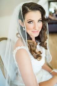 natural bridal airbrush makeup by veil of grace bridal beauty team at newhall mansion wedding in