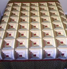 unique log cabin quilt patterns new home plans design