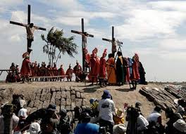 Image result for Philippines Good Friday