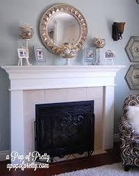excellent fresh fireplace mantel decor decoration ideas simple