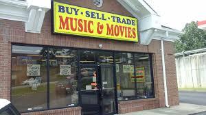 Books/Movies/Music Shop