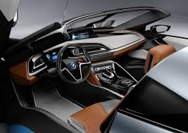 bmw i8 interior production. bmw i8 concept spyder bmw interior production m