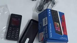 Nokia 107 Dual Sim Mobile Unboxing ...
