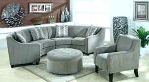 Small Curved Sectional Sofa Sofas For Spaces   A89