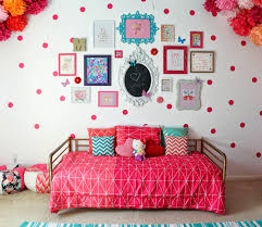 Sesame Street Bedroom Decorations A Kailo Chic Life Gallery Wall Wednesday Madelines Pink Polka