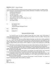 Brilliant Ideas of Sample Of Formal Letter Complaint Spm For Your Resume