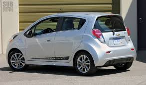Review: 2014 Chevrolet Spark EV | Subcompact Culture - The small ...