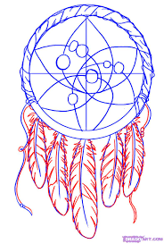 What Is A Dream Catcher Supposed To Do How to Draw a Dreamcatcher Step by Step Symbols Pop Culture 47