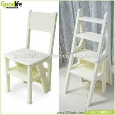 wooden goodlife convertible ladder chair library step stool convertible ladder chair wooden library step stool goodlife convertible ladder stool