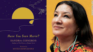 sandra cisneros writes fable for grieving grown ups cnn author sandra cisneros wrote quot have you seen marie quot after the death