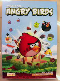 Beautiful Angry Birds Board Game That Will Fascinate You (Incredible  Pictures) - Decoratorist