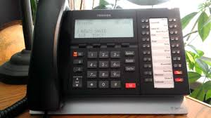 Nec Phone Blinking Red Light How To Clear The Message Waiting Indicator Light From Toshiba Telephones Acc Telecom Video
