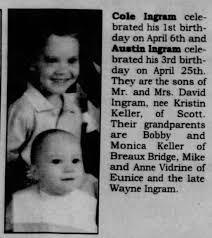 Birthdays: Cole and Austin Ingram - Newspapers.com